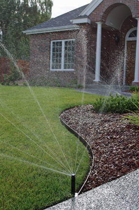 affordable lawn sprinklers our name says it all - Home Sprinkler System Design